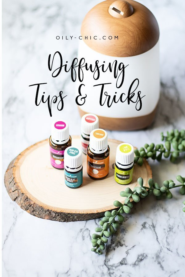 Diffusing Essential Oils Benefits and Tips to get the most of every drop!