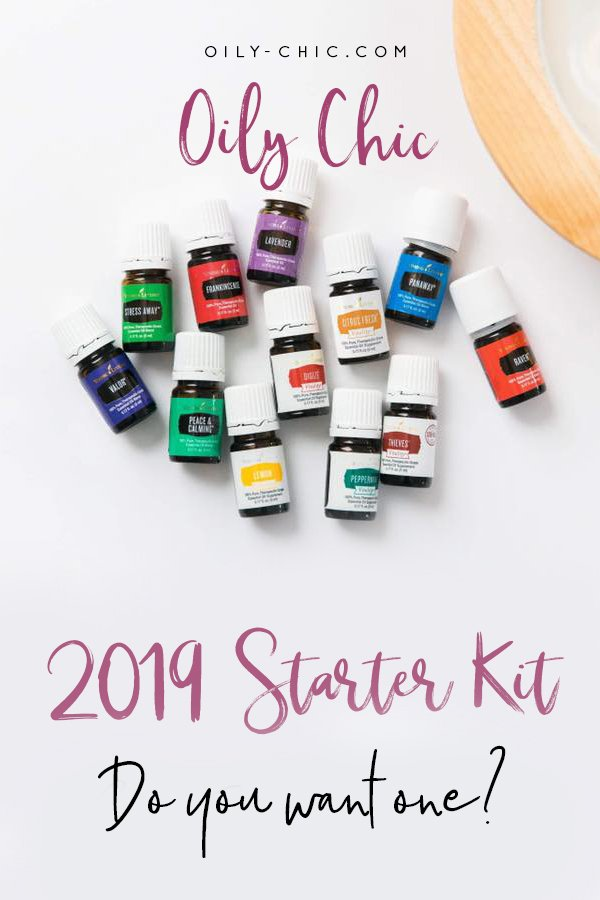 Ready to get your hands on the new 2019 Young Living Premium Starter Kit? Get Started Now!