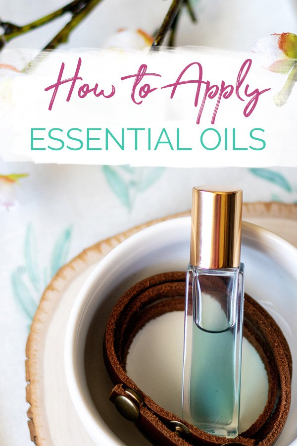 How to Apply Essential Oils Topically - Are You Doing it Right?