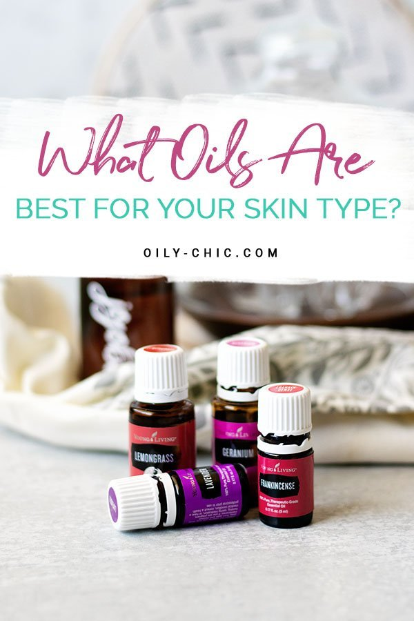 The best essentials oils for the skin are incredible for soothing and nourishing for many skin types. Find out which oils are best for your skin type!